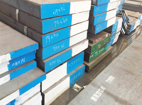 EN10083-3 50CrMo4 alloy steel plate and sheet supply